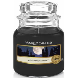 Midsummer's Night Yankee Candle - Candele In Giara Piccola 104gr - Candlestore.eu