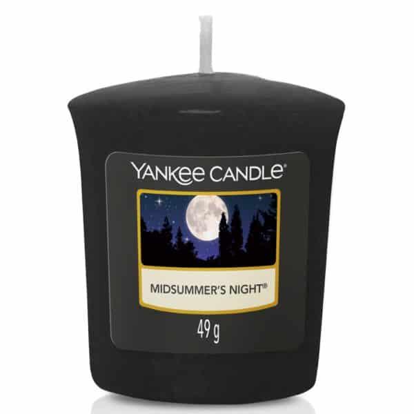 Midsummer's Night Yankee Candle - Candele Votive Samplers 49gr - Candlestore.eu