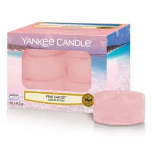 Pink Sands Yankee Candle - Candele Tea Light Profumate - Candlestore.eu