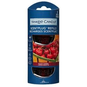 Black Cherry - Ricariche Per Profumatore Elettrico Yankee Candle