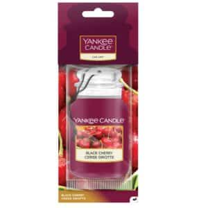 Black Cherry - Car Jar Yankee Candle - Candlestore.eu
