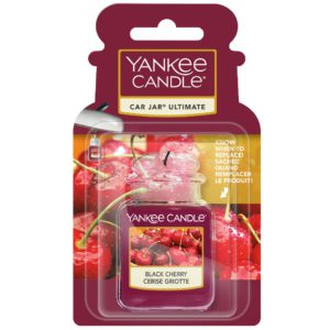 Black Cherry - Car Jar Ultimate Yankee Candle - Candlestore.eu