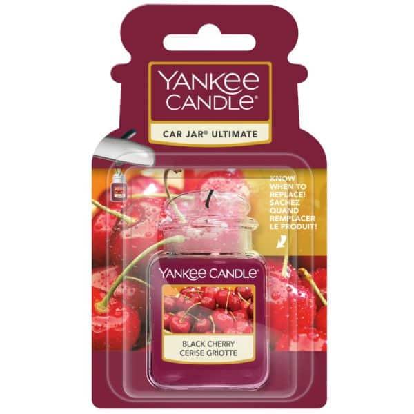 Black Cherry - Car Jar Ultimate Yankee Candle - Candlestore.eu