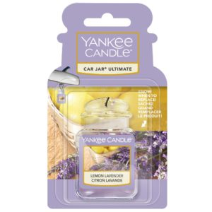 Lemon Lavender - Car Jar Ultimate Yankee Candle - Candlestore.eu