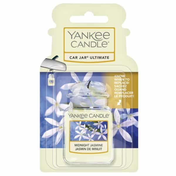 Midnight Jasmine - Car Jar Ultimate Yankee Candle - Candlestore.eu