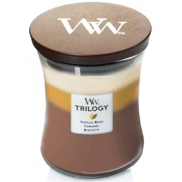 Cafè Sweets - Candele Profumate WoodWick Candles - Candlestore.eu