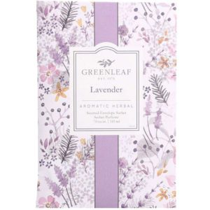 Greenleaf Lavender - Buste Profumate Grandi Per Armadi - Candlestore.eu