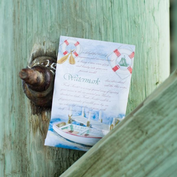 Fresh Scents Watermark - Buste Profumate Grandi Per Armadi - Candlestore.eu
