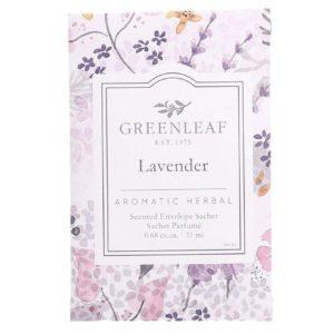Greenleaf Lavender - Buste Profumate Mini Per Cassetti - Candlestore.eu