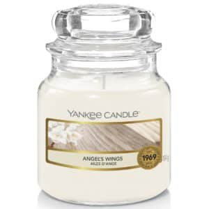 Angel's Wings Yankee Candle - Candele In Giara Piccola 104gr - Candlestore.eu