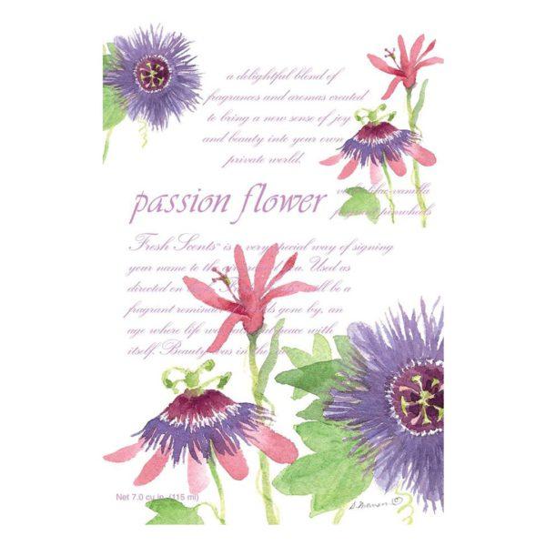 Fresh Scents Passion Flower - Buste Profumate Grandi Per Armadi - Candlestore.eu