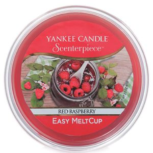 Red Raspberry - Scenterpiece™ Easy MeltCups Yankee Candle - Candlestore.eu