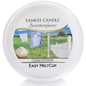 Clean Cotton - Scenterpiece™ Easy MeltCups Yankee Candle - Candlestore.eu