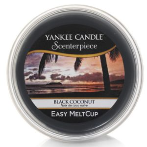 Black Coconut - Scenterpiece™ Easy MeltCups Yankee Candle - Candlestore.eu