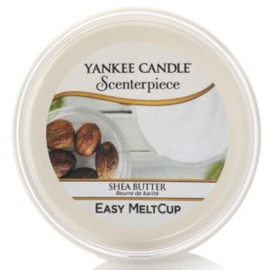 Shea Butter - Scenterpiece™ Easy MeltCups Yankee Candle - Candlestore.eu