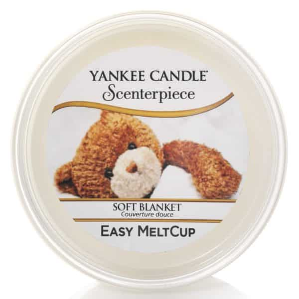 Soft Blanket - Scenterpiece™ Easy MeltCups Yankee Candle - Candlestore.eu