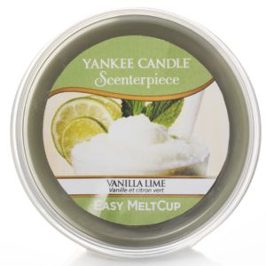 Vanilla Lime - Scenterpiece™ Easy MeltCups Yankee Candle - Candlestore.eu