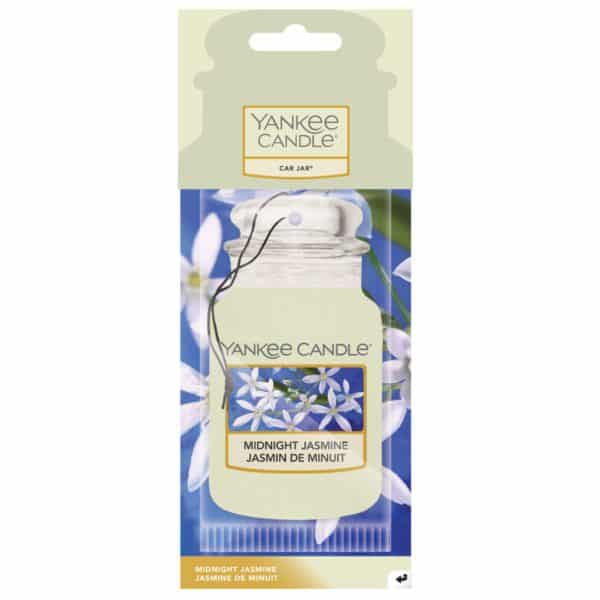Midnight Jasmine - Car Jar Yankee Candle - Candlestore.eu