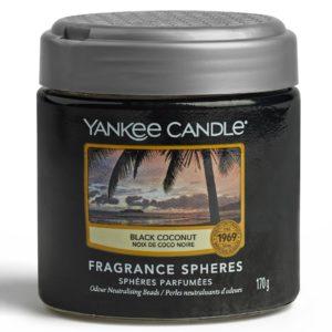 Black Coconut - Sfere Profumate Elimina Odori Yankee Candle