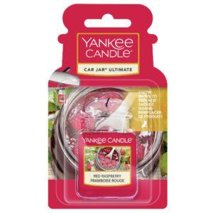 Red Raspberry - Car Jar Ultimate Yankee Candle - Candlestore.eu