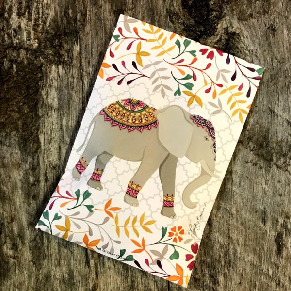 Fresh Scents Elefante - Buste Profumate Grandi Per Armadi - Candlestore.eu