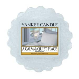 A Calm And Quiet Place - Tart Yankee Candle - Candlestore.eu