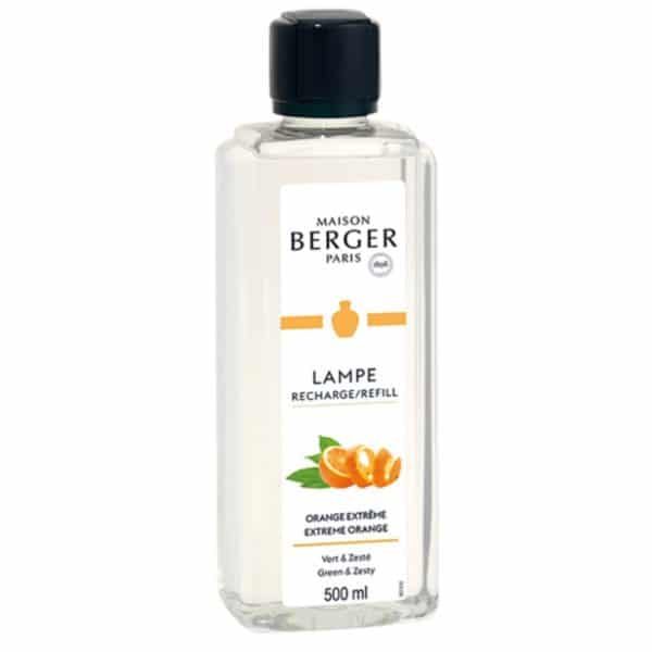 Maison Berger - Orange Extreme - Ricarica Di Profumo Per Lampada Catalitica 500ml - Candlestore.eu