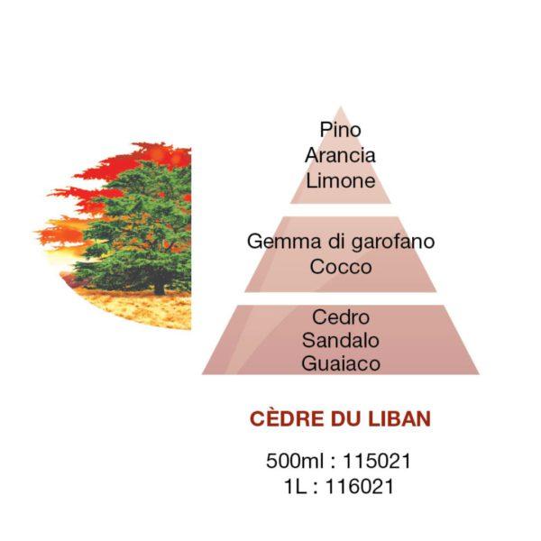 Maison Berger - Cèdre du Liban - Ricarica Di Profumo Per Lampada Catalitica 500ml - Candlestore.eu