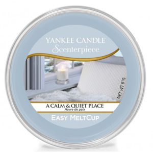Yankee Candle A Calm and Quiet Place - Scenterpiece™ Melt Cups - Candlestore.eu