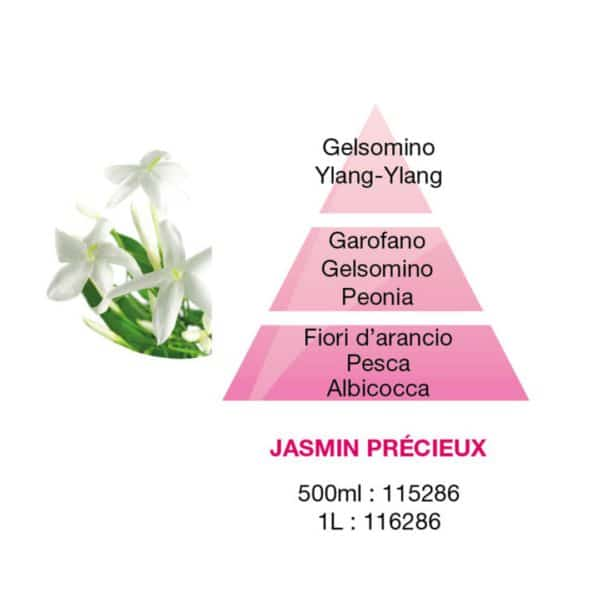 Maison Berger Jasmin Précieux - Ricarica Di Profumo Per Lampada Catalitica 500ml - Candlestore.eu
