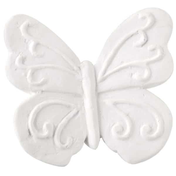 Farfalla in Gesso Profumato, Fragranza Voltige Mathilde M - Candlestore.eu