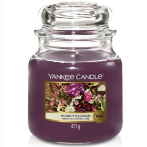 Moonlit Blossoms - Candele In Giara Media Yankee Candle - Candle Store