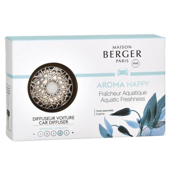 Maison Berger - Profumatore Per Auto Aroma Happy - Candlestore.eu