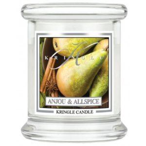 Anjou & Allspice - Candele in Giara Piccola Kringle Candle - Candlestore.eu