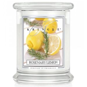Rosemary Lemon - Candele in Giara Piccola Kringle Candle - Candlestore.eu