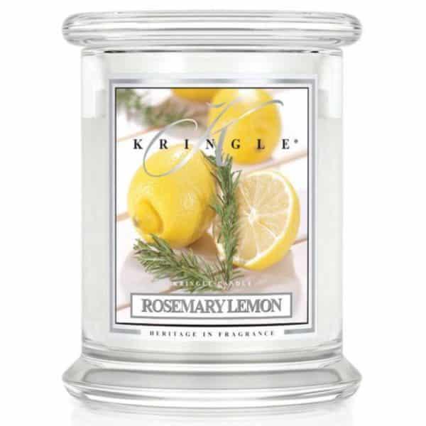 Rosemary Lemon - Candele in Giara Piccola Kringle Candle - Candlestore.eu
