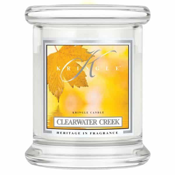 Clearwater Creek - Candele in Giara Piccola Kringle Candle - Candlestore.eu