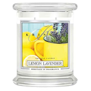 Lemon Lavender - Candele in Giara Media Kringle Candle - Candlestore.eu