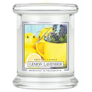 Lemon Lavender - Candele in Giara Piccola Kringle Candle - Candlestore.eu