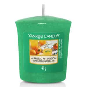 Singing Carols Yankee Candle - Candele Votive Samplers 49gr - Candlestore.eu