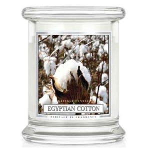 Egyptian Cotton - Candele in Giara Piccola Kringle Candle - Candlestore.eu