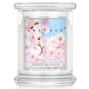 Cherry Blossom - Candele in Giara Media Kringle Candle - Candlestore.eu