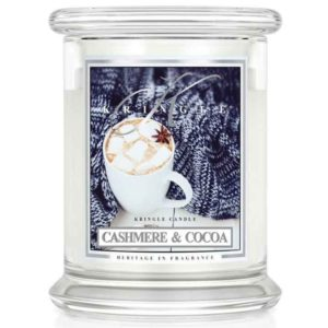 Cashmere & Cocoa - Candele in Giara Media Kringle Candle - Candlestore.eu