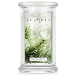 Balsam Fir - Candela in Giara Grande Kringle Candle - Candlestore.eu