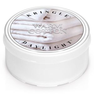 Warm Cotton - Candele Daylight Kringle Candle - Candlestore.eu