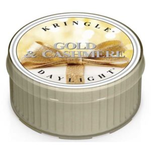 Gold & Cashmere - Candele Daylight Kringle Candle - Candlestore.eu