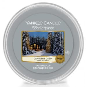 Candlelit Cabin - Scenterpiece™ Easy MeltCups Yankee Candle - Candlestore.eu