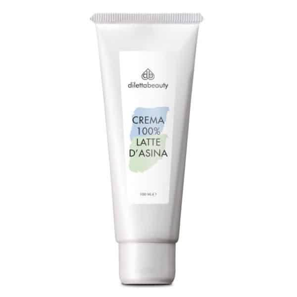 Crema Corpo 100% Latte d'Asina Puro - Diletta Beauty