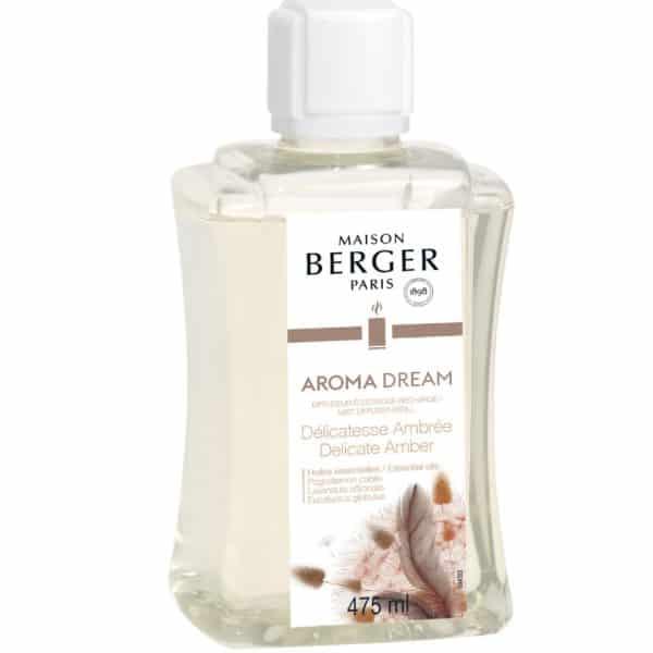 Maison Berger - Ricarica Aroma Dream 475ml Per Diffusore Elettrico Aroma - Candlestore.eu