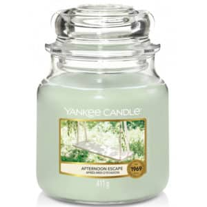Afternoon Escape - Candela in Giara Media Yankee Candle - Candlestore.eu